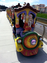 Children Park Riders Outdoor electric Mall Trains
