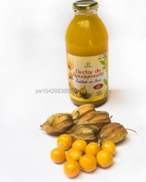 Sweetened with Stevia, Natural & Healthy Organic Golden Berry Juice