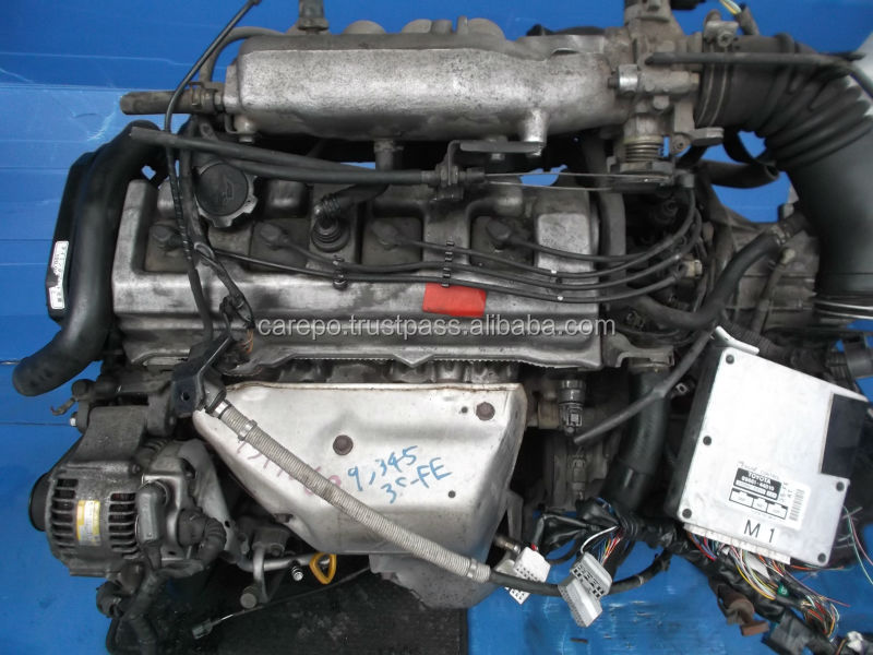 JAPANESE USED ENGINE 3S-FE FF FOR TOYOTA IPSUM, CAMRY, CELICA EXPORTED FROM JAPAN