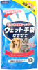 Wet Glove NADENADE for Pet 10 Gloves Made in Japan Dogs Cats Cleaning Care Massage