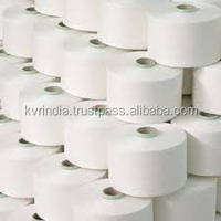 combed gassed mercerized cotton yarn