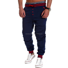 cotton fleece men wholesale sweat pants/men's tracksuit bottoms/custom jogging sweatp
