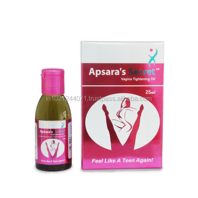Apsara's Secret Vagina Tightening Oil 25ml- Women sexual health oil, Sex oil for women
