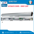 Easy to Maintain and Access Automatic Doors Winny Light Series Made in Italy