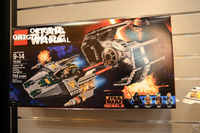 Wholesale - Original Set #75150 Vader's TIE Advanced vs. A-wing Fighter