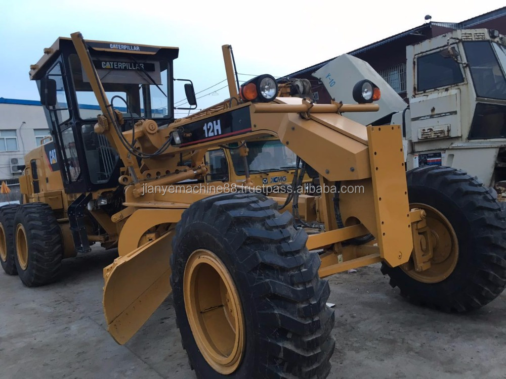 Used Motor Grader Cat 140H /Caterpillar 140 Grader/Cat 12G 120H 12H 140G 140H 140K grader: 008615026518796 for more information