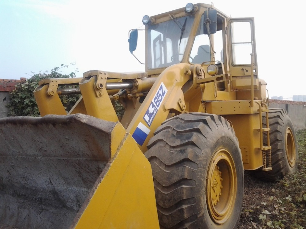 used kawasaki wheel loader kld85z kld80z kld 90z