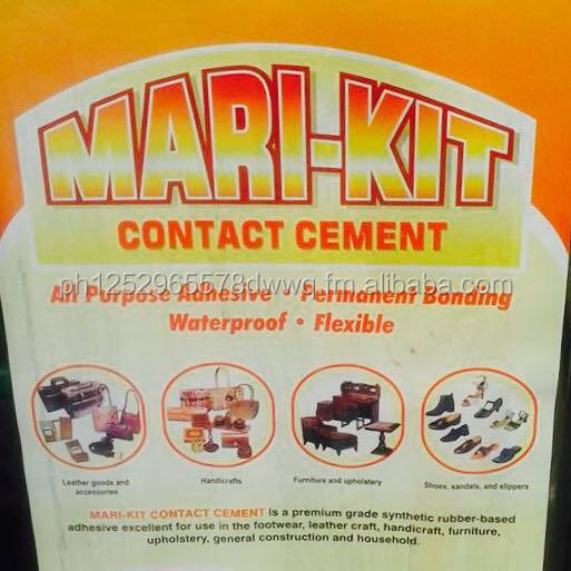 Mari-kit contact cement