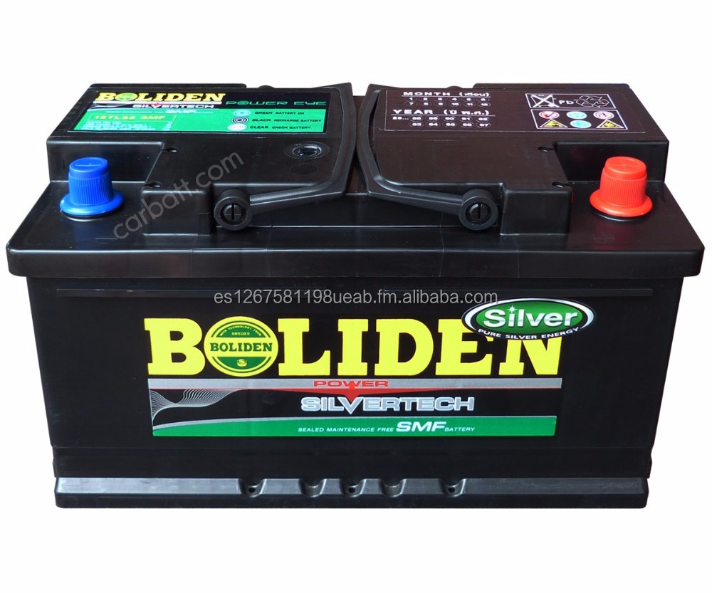 Boliden SMF Lead Acid Cars & Trucks Batteries