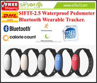 SIFIT-2.5 Smart Bracelet Pedometer, 2015 Fashion Pedometer with good tools to your healthy sports exercise.