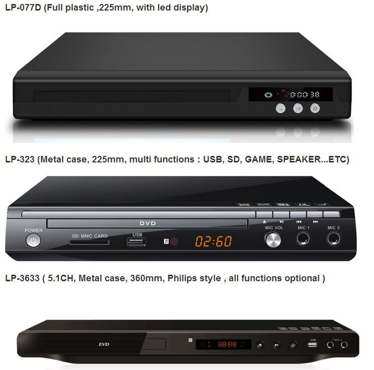 home use scart HD dvd player cheap price