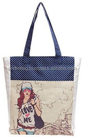 Vietnam cotton canvas tote bag CHEAP price LOW MOQ high quality cotton shopping bag