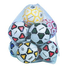 training mesh soccer Football ball carrying bags,football rugby ball carry bag