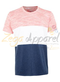Zegaapparel 100% combed cotton dip dye custom print t shirt, wholesale t shirt, t shirt
