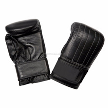 Boxing sparring bag gloves