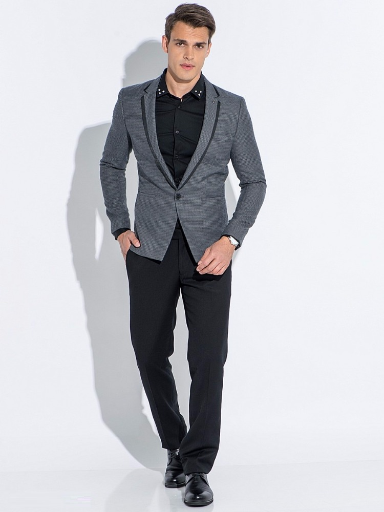 Professional custom design men coat and pant