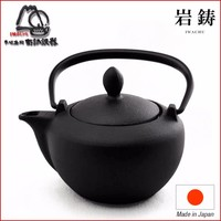 Lasting Durability and Beauty antique cast iron teapot with Hand-Craft made in Japan