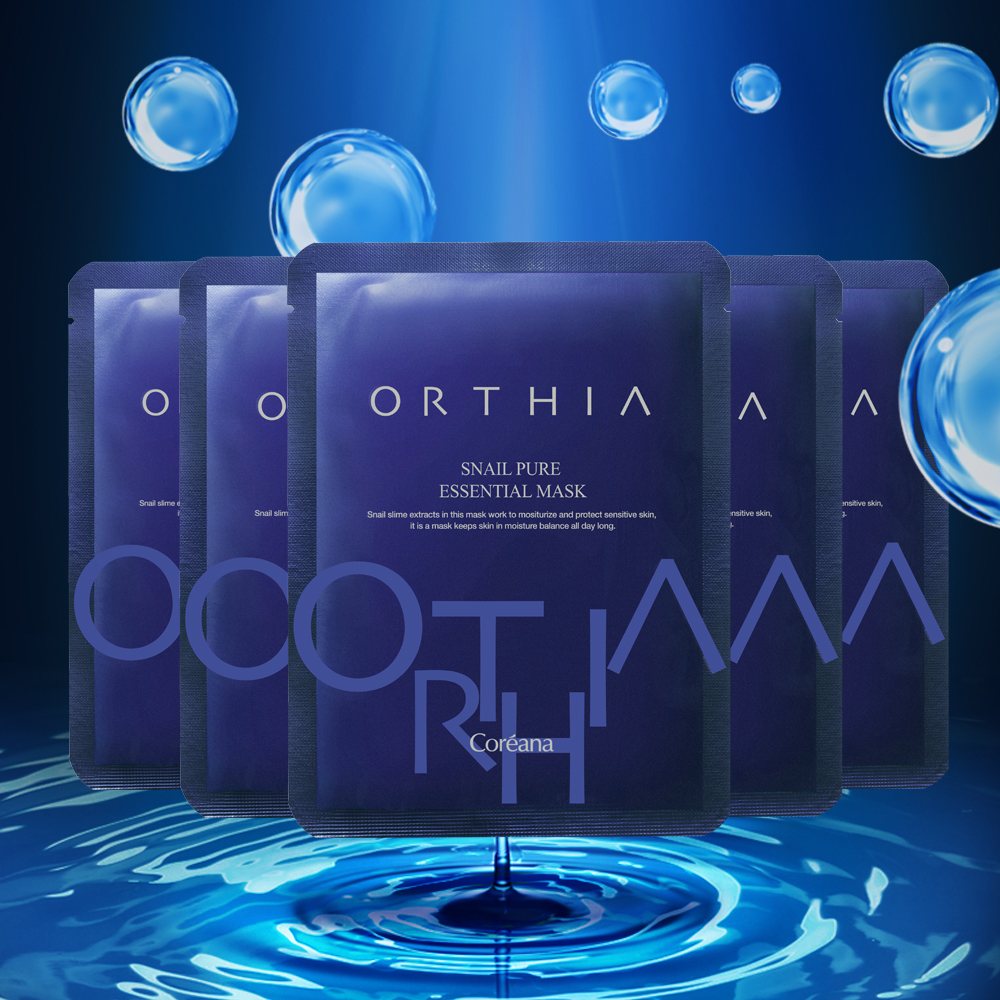 ORTHIA Snail Pure Essential Mask