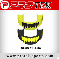 Custom Printing Football Mouth Guard / wholesale sports mouth guards