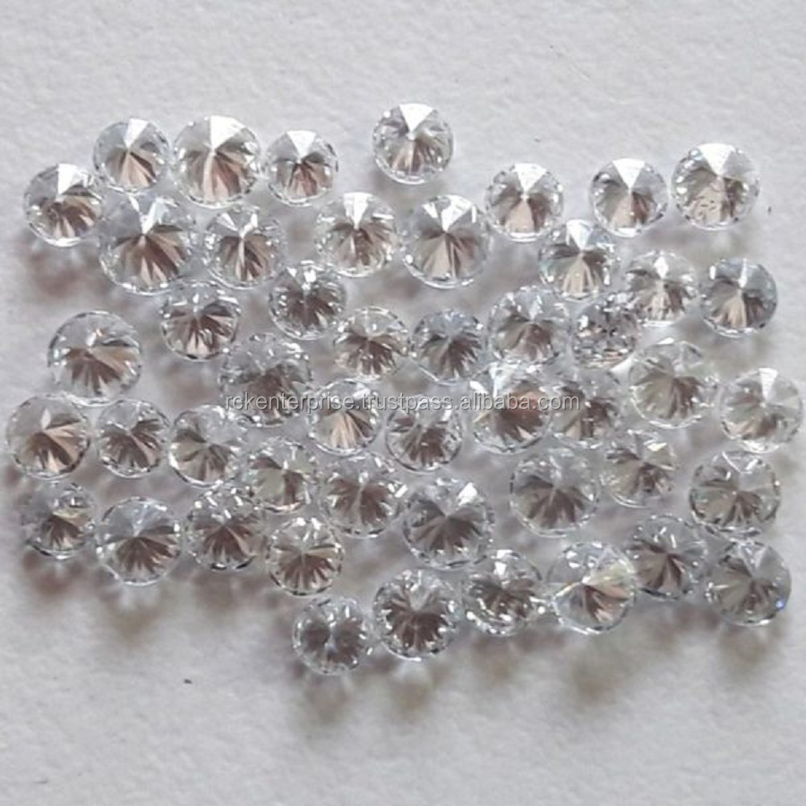 D to F Color HPHT Synthetic loose Diamonds Lot cheap price