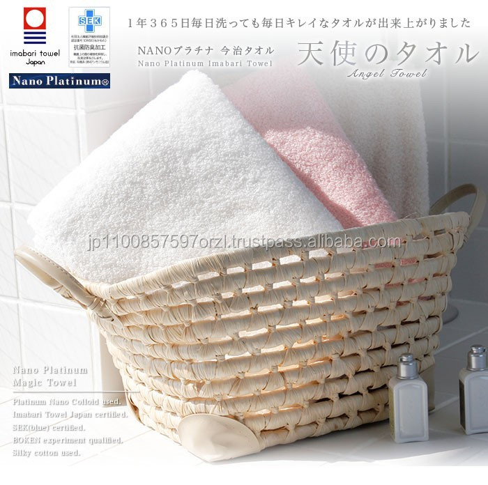 High quality and very soft famous bath towel Imabari towel at Premium , OEM available
