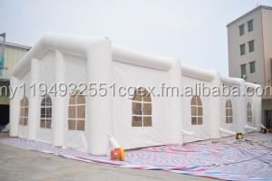 Wholesale hot selling high quality white waterproof wedding tent