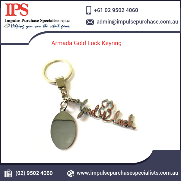 New Good Luck Motorcycle Key Tag for Bulk Buyers