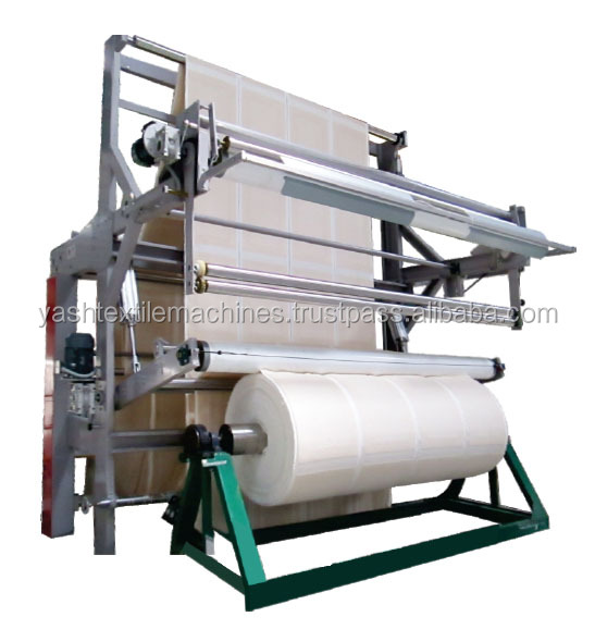 Fabric Preparation Machine with Full Forward And Reverse