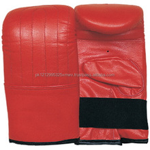 Bag Mitts / Boxing Punching Bag Gloves / Leather Heavy Bag Gloves