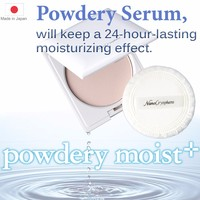 Safety cosmetic for correction of pore powdery serum with high beauty effect made in Japan