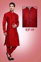 Designer indian ethnic Kurta Pyjamas for Men