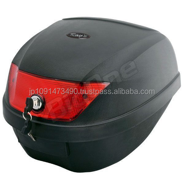 High quality top case motorcycles for v strom 2013 box with multiple functions