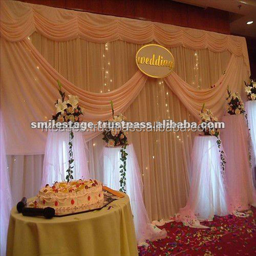 tent innovative for china drapes round wedding product and asqezwbgmwho drape pipe systems