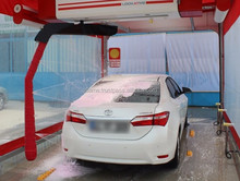 Touchless Easy Auto Car Wash Machine