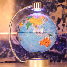 New product new magnetic floating world globe