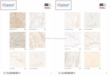 Digital Glaged Polished Porcelain Tiles 600x600mm OYSTER WHITE