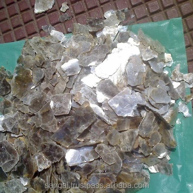 Muscovite mica scrap grade c for mica paper