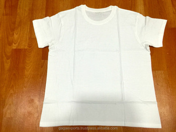 CHEAP T-SHIRTS $0.40 FOB INDIA PER T-SHIRTS