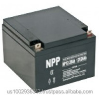 NPPower NP 12-22 22AhS 12V 22AH AGM Battery