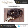 Factory Wholesale Genuine Leather Pet Dog Leash at Lowest Market Price