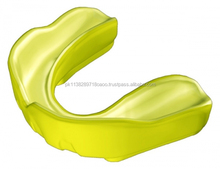 Antibacterial single mouth guard