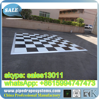 cheap dance floor china high quality click-lock system bamboo pvc fl basketball flooring