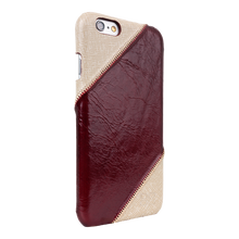 Luxury Genuine Leather phone case for iPhone6/6s/6s Plus