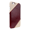 set double color leather case for iPhone6/6s/6s Plus