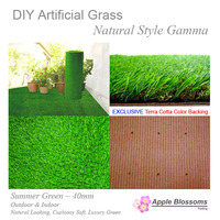 DIY Artificial Grass ~ Natural Style Gamma