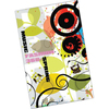 "Full Color Sublimated Golf Towel (Scrubber) - 16"" X 25"", polyester/microfiber blend and comes with your printed design"