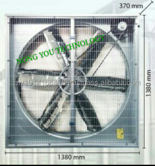EXHAUSE FAN (DOUBLE SIDES NET FAN)