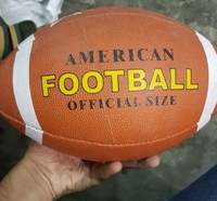 adult matches American football of high caliber