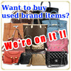 High quality used LOUIS VUITTON tote bag for brand shop owner , Other brands also available