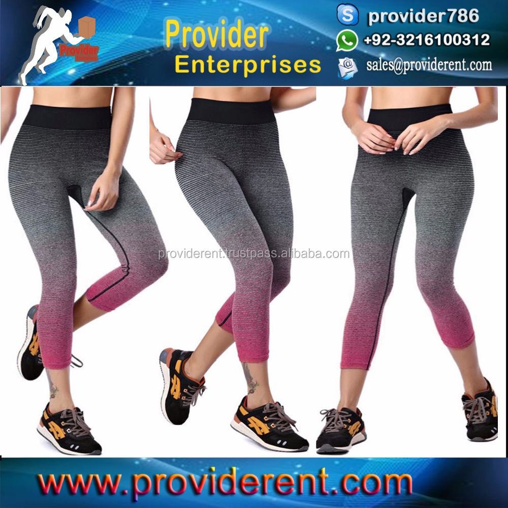 latest design cheap hot sale fashion sport trousers women's running pants